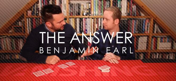The Answer by Benjamin Earl