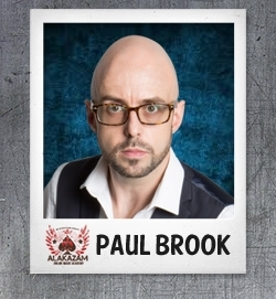 Alakazam Academy Low Cost Hard Hitting Mentalism by Paul Brook