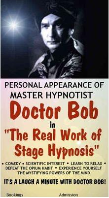 Bob Cassidy - The Real Work of Stage Hypnosis