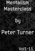 PETER TURNER - HYPNO EFFECTS VOL 11