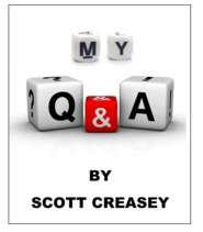 My Q & A by Scott Creasey (PDF Download)