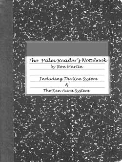 Palm Reader's Notebook by Ron Martin