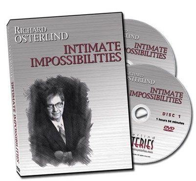 Richard Osterlind - Intimate Impossibilities