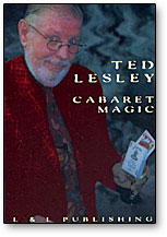Ted Lesley's Cabaret Magic (Video Download)
