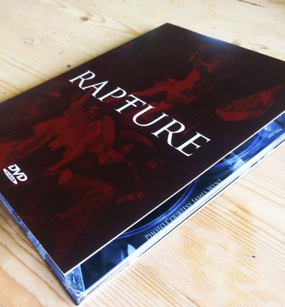 Rapture By Ross Tayler and Fraser Parker (2 DVD Set MP4 Video Download High Quality)