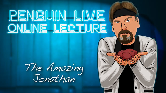 The Amazing Johnathan LIVE (Penguin LIVE) 2019