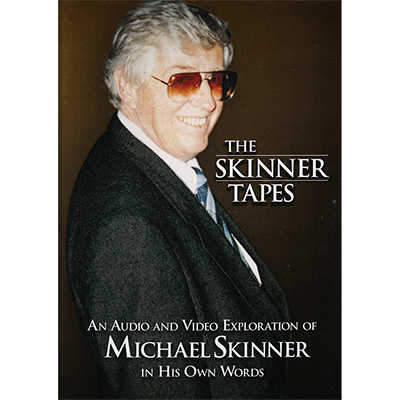The Skinner Tapes by Michael Skinner (MP3 + VIDEO + PDF full download)