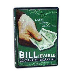 UnBILLievable Money Magic by Brian Thomas Moore