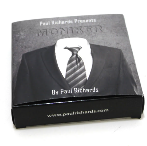 Moniker by Paul Richards (Online Instructions)
