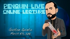 Gaston Quieto Penguin Live Online Lecture 2018