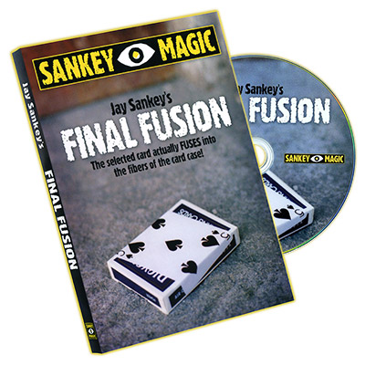 Final Fusion by Jay Sankey