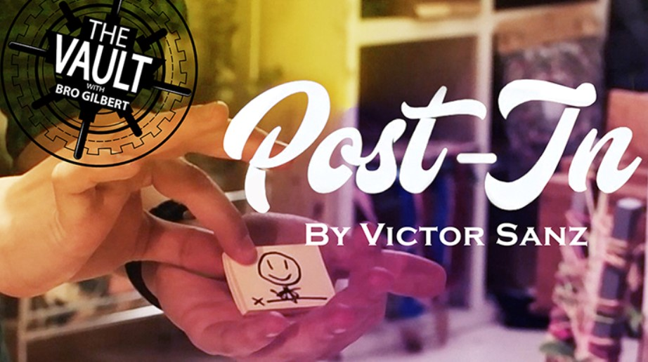 Victor Sanz - Post-In (The Vault)