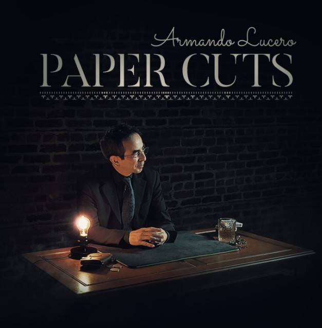 Paper Cuts Vol 1 by Armando Lucero (video download)