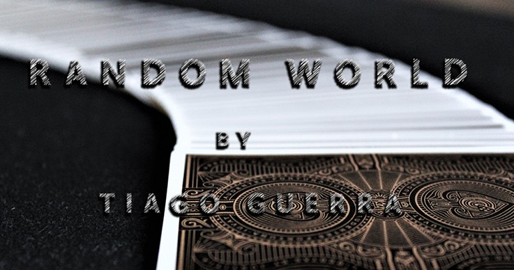 Random World by Tiago Guerra (Video Download)