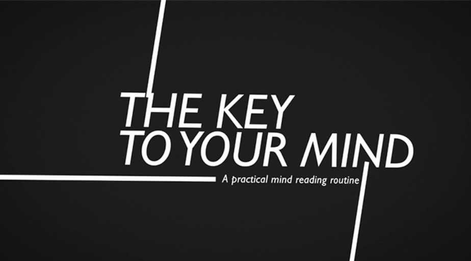 The Key to Your Mind by Luca Volpe