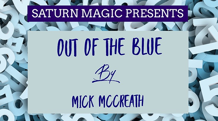 Mick McCreath - Out of the Blue video download