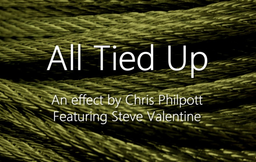 All Tied Up by Chris Philpott (MP4 Video Download)