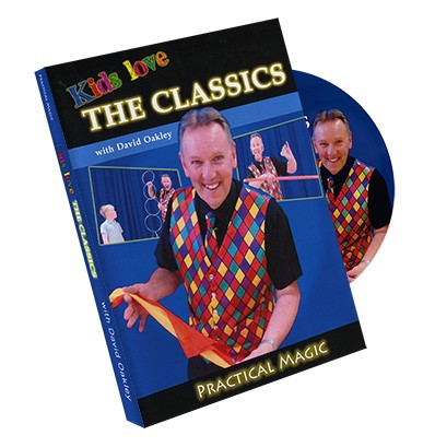 Kids Love the Classics by David Oakley video download