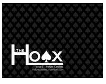 The Hoax Issue 1-3 Bundle Pack - Antariksh Singh, Sapan Joshi & Waseem