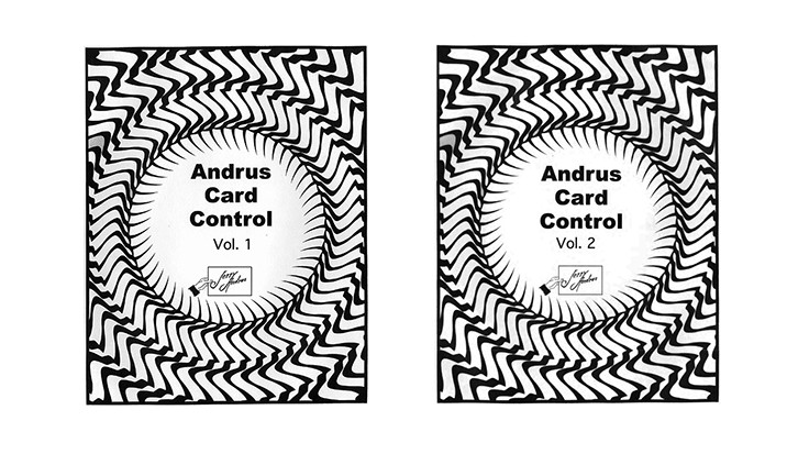 Andrus Card Control (2 ebook set) By JERRY ANDRUS - PDF downloads