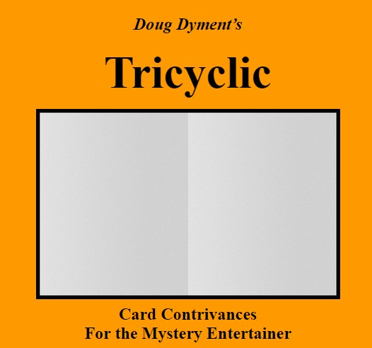 Tricyclic by Doug Dyment