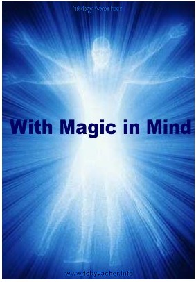 With Magic in Mind by Toby Vacher