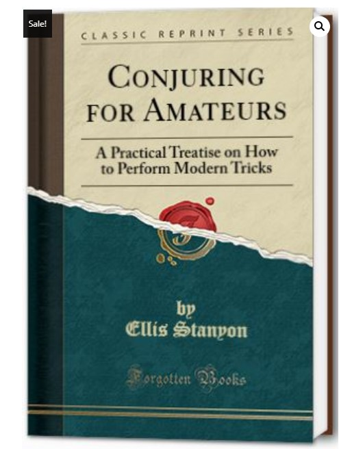 Ellis Stanyon - Conjuring for Amateurs