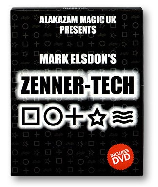 Zenner-Tech by Mark Elsdon (DVD Download, ISO File)