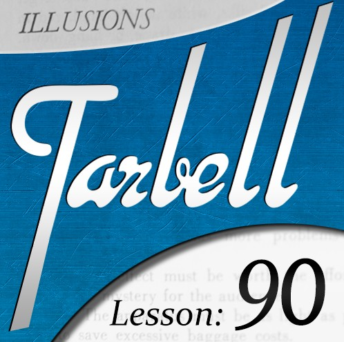 Tarbell 90 - Illusions by Dan Harlan