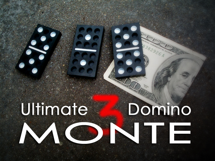 The Ultimate Three Domino Monte