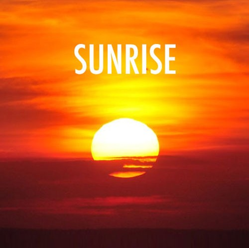 Sunrise by Patrick Redford (video download)
