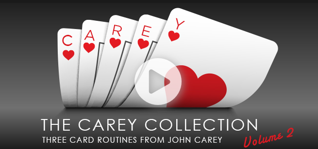 John Carey Collection 2 (DVD download)