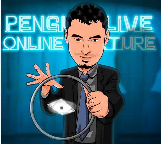 Mariano Goni Penguin Live Online Lecture 2018