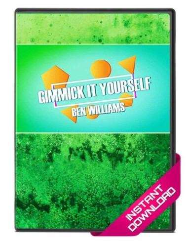 Gimmick it Yourself by Ben Williams (video download)