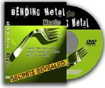 Mental Bending by Steve Branham (Merlin) (DVD download)