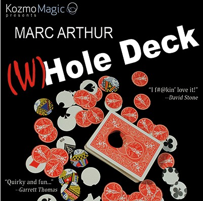 The (W)Hole Deck by Marc Arthur (video download)