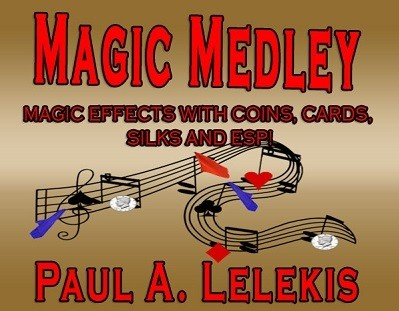 Paul Lelekis - Magic Medley PDF