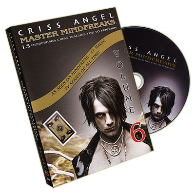 Master Mindfreaks Vol. 6 by Criss Angel (video download)