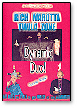 Dynamic Duo by Rich Moratta and Twila Zone (video download)