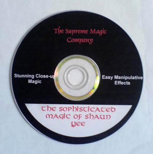 The Sophisticated Magic Of Shaun Yee (DVD download)