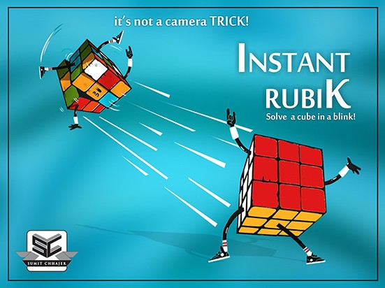 Instant Rubik by Sumit Chhajer (video download)
