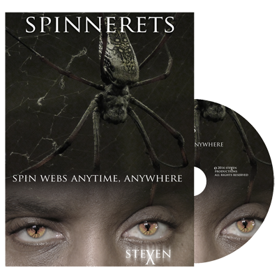 Spinnerets by Steven X (video download)