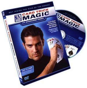 Card Trick Magic by Stephane Vanel (DVD download)