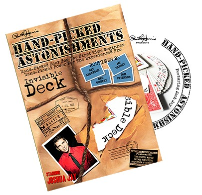 Hand-Picked Astonishments: Invisible Deck (video download)