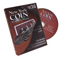 New York Coin Magic Seminar Volume 16: Methods, Performances, and Presentations