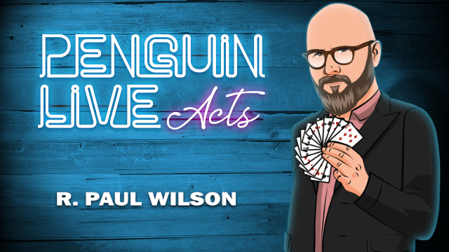 R. Paul Wilson Penguin Live - LIVE ACT 2018