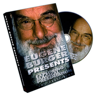 Exploring Magical Presentations by Eugene Burger (DVD download)