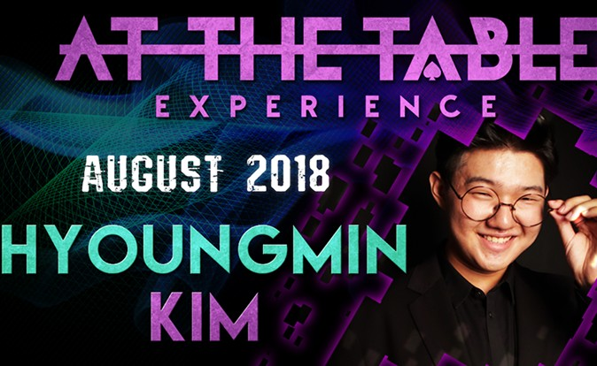 At the Table Live Lecture starring Hyoungmin Kim 2018