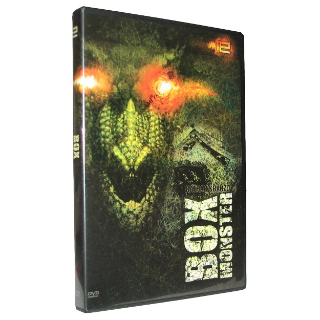 Box Monster by Nathan Kranzo (DVD Download)