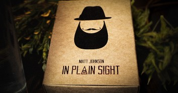 In Plain Sight by Matt Johnson (Video Download)